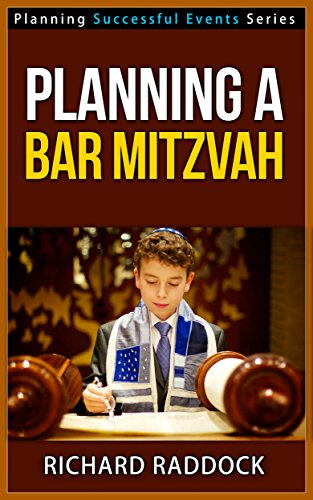 Planning a Bar Mitzvah - Planning Successful Events -