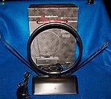 RadioShack Amplified UHF/VHF Indoor HDTV Antenna 15-254