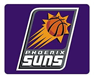 Customizablestyle Phoenix Suns Logo Mousepad, Customized Rectangle DIY Mouse Pad