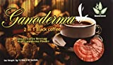 2-1 Classic Cafe Style Healthy Black Coffee with Ganoderma (20 Sachets)