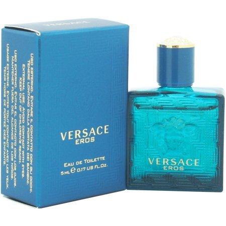 - Versace Eros Edt .17 Oz Mini By Gianni-Versace