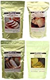 The Prepared Pantry Baker's Choice Collection of Bread Mixes, 75.9 Ounce