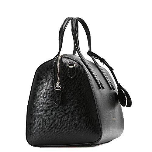 Emporio Handle Armani Handbag Negro Twin negro Mujer rq1dxrUnf