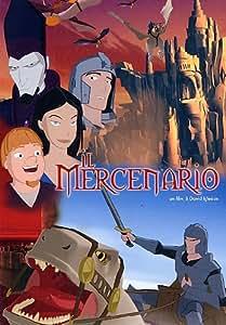 Il Mercenario (Animazione) [Italia] [DVD]