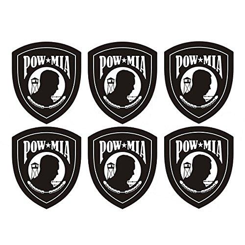 Pow MIAデカール6パック2