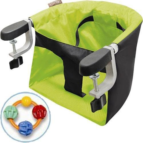 Mountain Buggy Pod Clip-on High Chair with Click Clack Balls