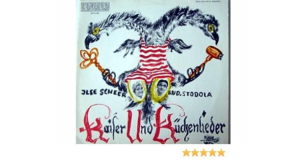 Kaiser-Und Küchenlieder [Vinyl LP record] [Schallplatte]