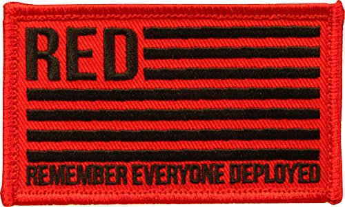 Remember Everyone Deployed (RED) Apparel - Deployment Gift Ideas for Family