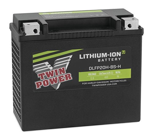 (Twin Power Lithium Ion Batteries DLFP20H-BS-H )