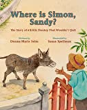 Front cover for the book Where is Simon, Sandy? by Donna Seim