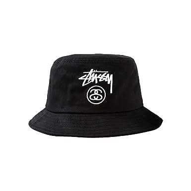 30c3234b2c3 Stussy Mens Stock Lock FA14 Bucket Hat Cap