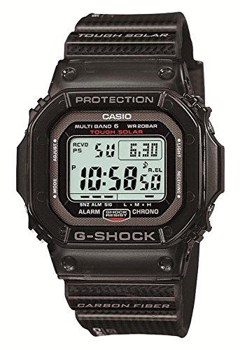 (CASIO watch G-SHOCK G shock RM Series Tough Solar radio clock MULTIBAND6 GW-S5600-1JF Men's)