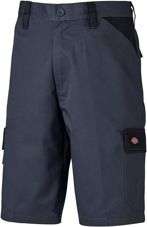 Dickies Workwear Everyday Mens Shorts Short Grey XL