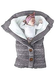 XMWEALTHY Unisex Infant Swaddle Blankets...