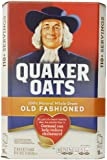 Quaker oats, old fashioned, 2 5 lb. bags, 100+ servings 10-lb