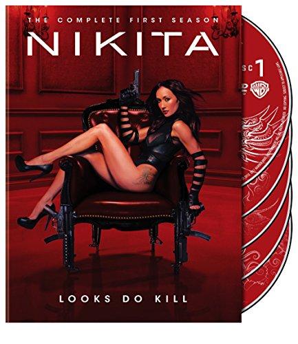 nikita season 1 dvd - 1