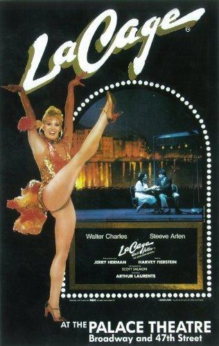 (La Cage Aux Folles (Broadway) POSTER Movie (14 x 22 Inches - 36cm x 56cm))