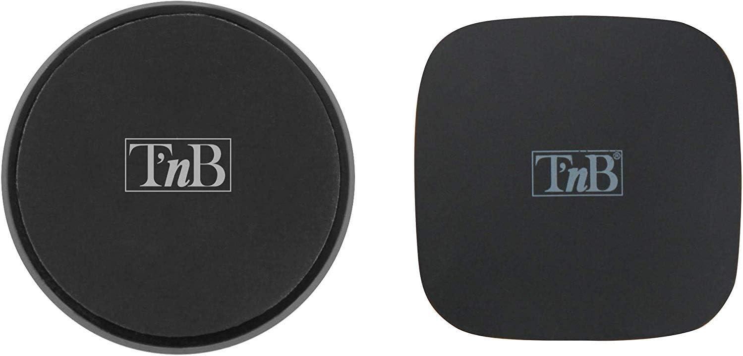 T'nB Soporte Universal para Smartphones en el Coche - Sujeción de Tipo Magnético.
