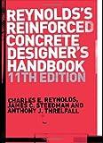 Reynolds's Reinforced Concrete Designer's Handbook, Charles E. Reynolds and Anthony J. Threlfall, 0419258302