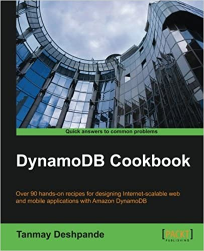 DynamoDB Cookbook