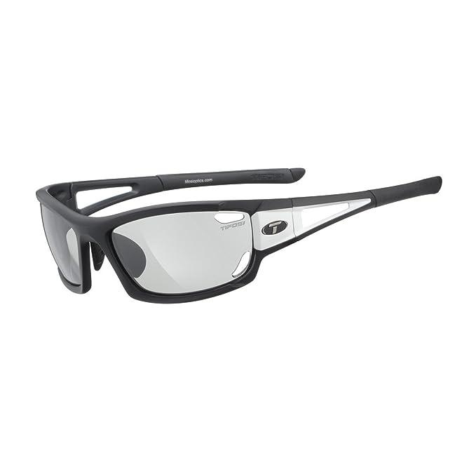Amazon.com: Tifosi Dolomite 2.0 Wrap, anteojos de sol, negro ...