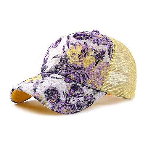 gorra sombrero sombreros sombrero D Señoras beanie playa Navidad transpirable Halloween gorra hat flor casual D MASTER qa87EwS