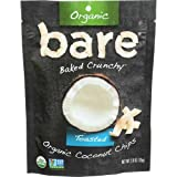 Bare Organic Toasted Coconut Chips, 2.8 Ounce - 12 per case.