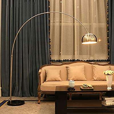 Amazon.com: ZSAIMD Floor Lamp for Living Room & Bedroom- 360 ...