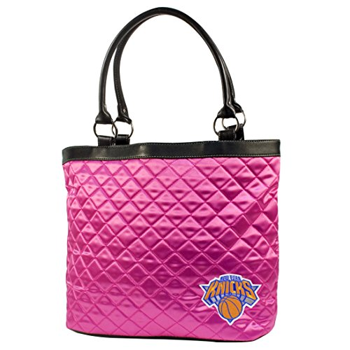 NBA New York Knicks Quilted Tote by Littlearth