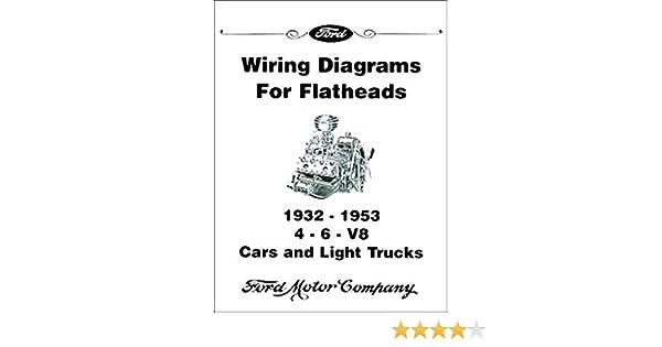 ford 4 6 v8 engine diagram complete   unabridged 1946 1947 1948 1949 1950 1951 1952 1953 1954  complete   unabridged 1946 1947 1948