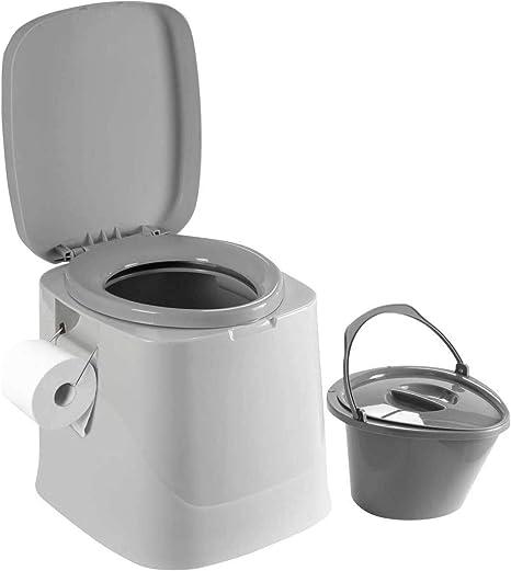 Brunner Toilette Wc Portatile Secchio Toilette Chimica Toilette