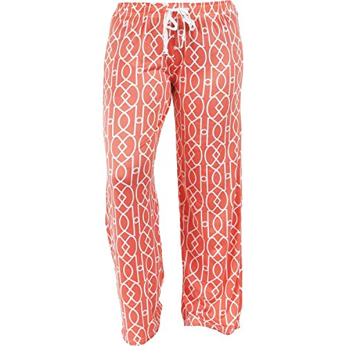 Hello Mello Signature Soft Leisure Time Women's Designer Lounge Pants w/Tote