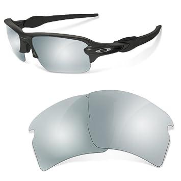 Sunglasses Restorer Lentes de Recambio Polarizadas Titanio para Oakley Flak 2.0