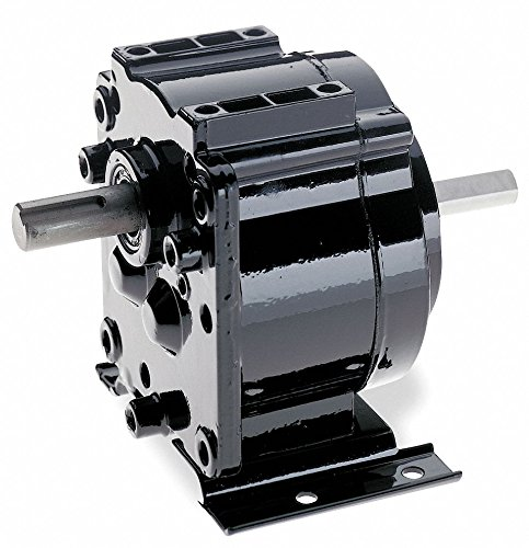 Die Cast Aluminum Indirect Drive Speed Reducer, 175 lb. Overhung Load