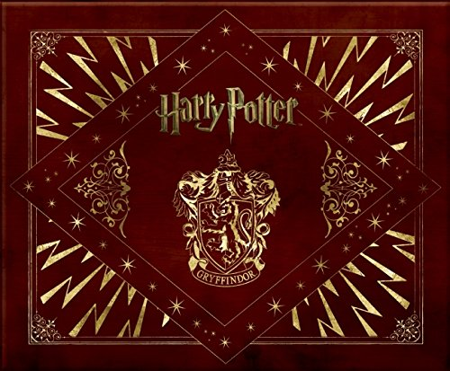 Harry Potter: Gryffindor Deluxe Stationery Set – HPB