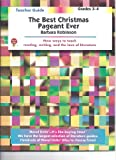 The Best Christmas Pageant Ever Teacher Guide, Novel Units, Inc., 1561371971