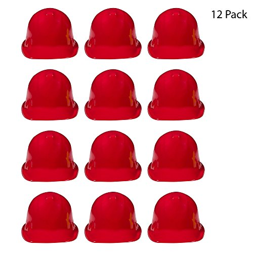 Top Hat Construction (Red Construction Hats - 12)