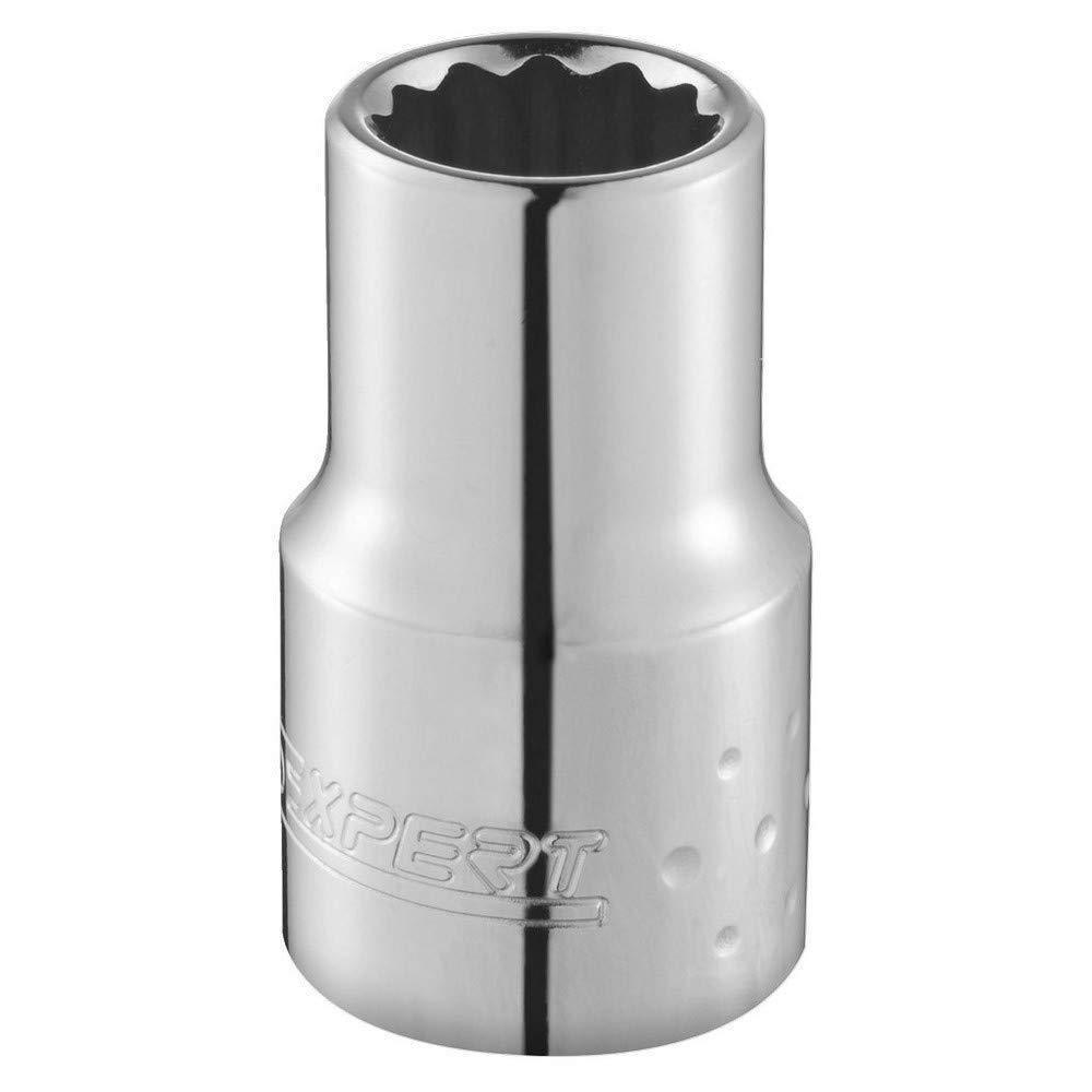 Vaso 1//4-12 caras 7mm EXPERT E030201