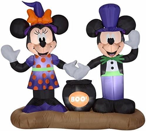 Amazon.com: 5 ft vampiro de Mickey Mouse y Minnie Mouse ...