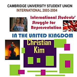 Cambridge University Student Union International 2003-2004 Audiobook