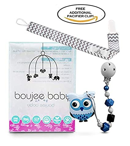 Amazon.com: Boujee - Pinza de silicona para juguete y ...