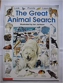 The Great Animal Search (Look, Puzzle, Learn) Free Download