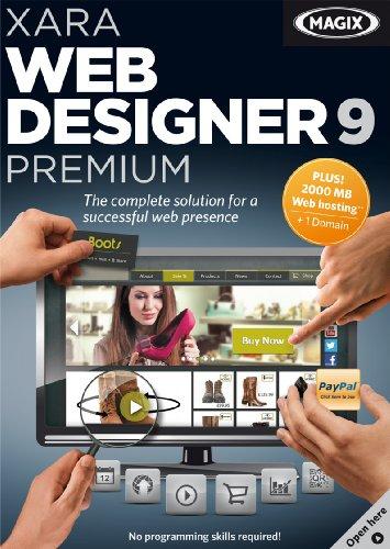 Software : Xara Web Designer 9 Premium [Download]