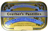 Grether's Black Currant Pastilles 2.1oz pastilles