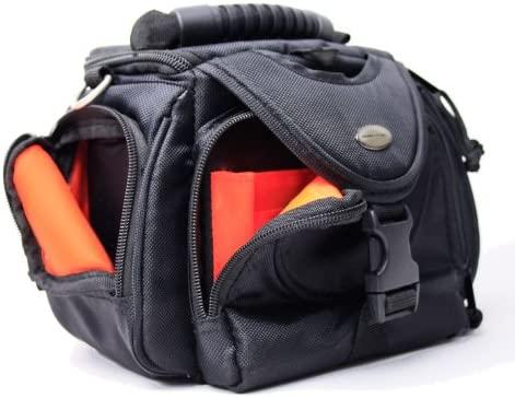 Arkas - Bolsa para cámara réflex y sistema de cámara, negro ...