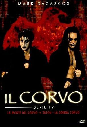 il corvo:la morte del corvo-talon-la donna corvo dvd Italian Import
