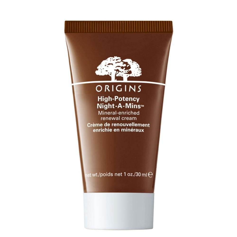 Origins High-Potency Night-A-Mins Mineral-enriched Renewal Cream 1 oz/30 ml Tube