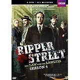 Ripper Street - Season 4 [Import belge]