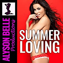 Summer Loving: A Slow Change Gender Swap Romance Audiobook by Alyson Belle Narrated by Scottie Calif