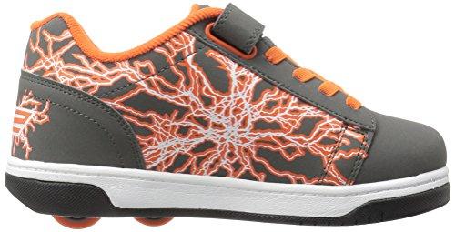 Heelys Dual Up - deportivas bajas Niños Varios colores (Charcoal /   Orange /   Electricity)